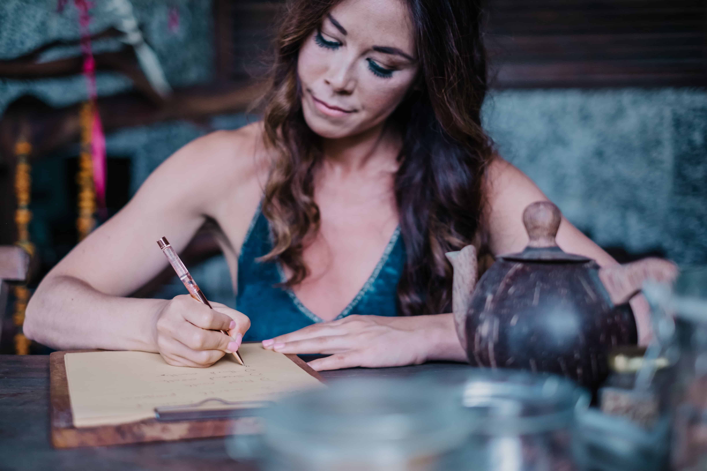 Penny Megginson Method Retreat Bali Writing