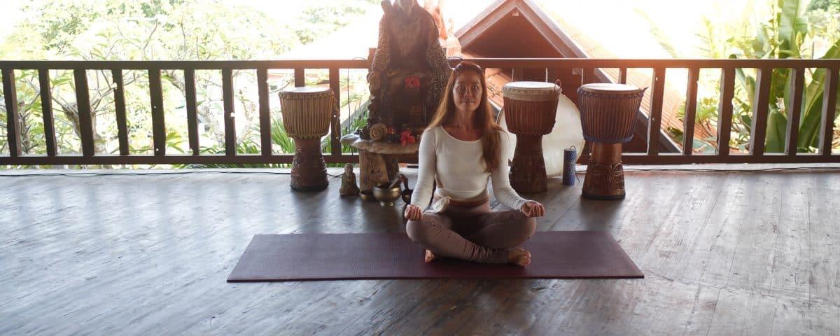 Penny Megginson Method Retreat Bali Yoga