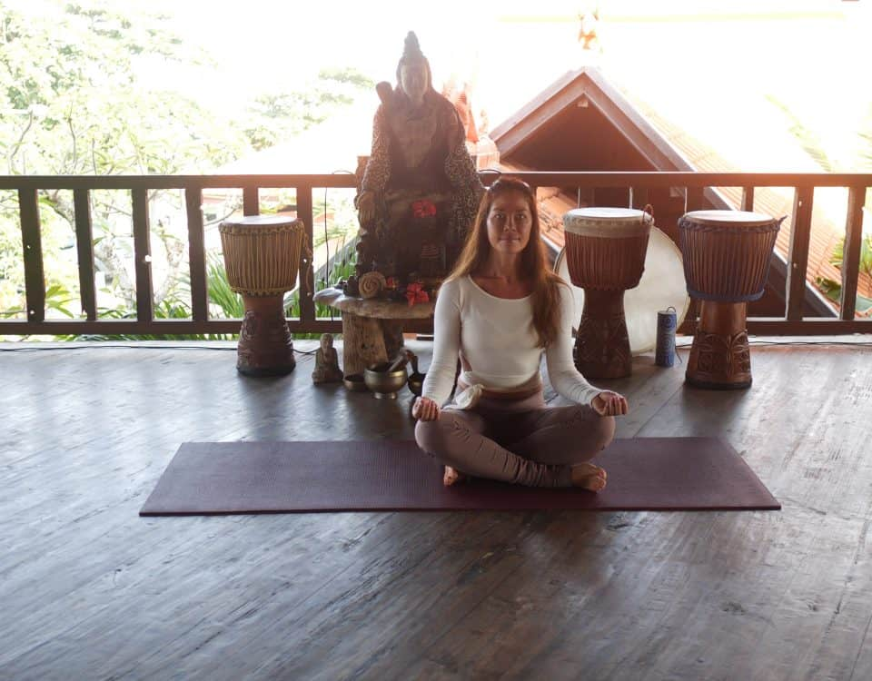 Penny Megginson Method Retreat Bali Yoga
